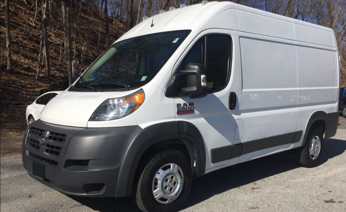Dimensions Of A Ram Promaster 136 Wb Tips To Prepare For Van Life