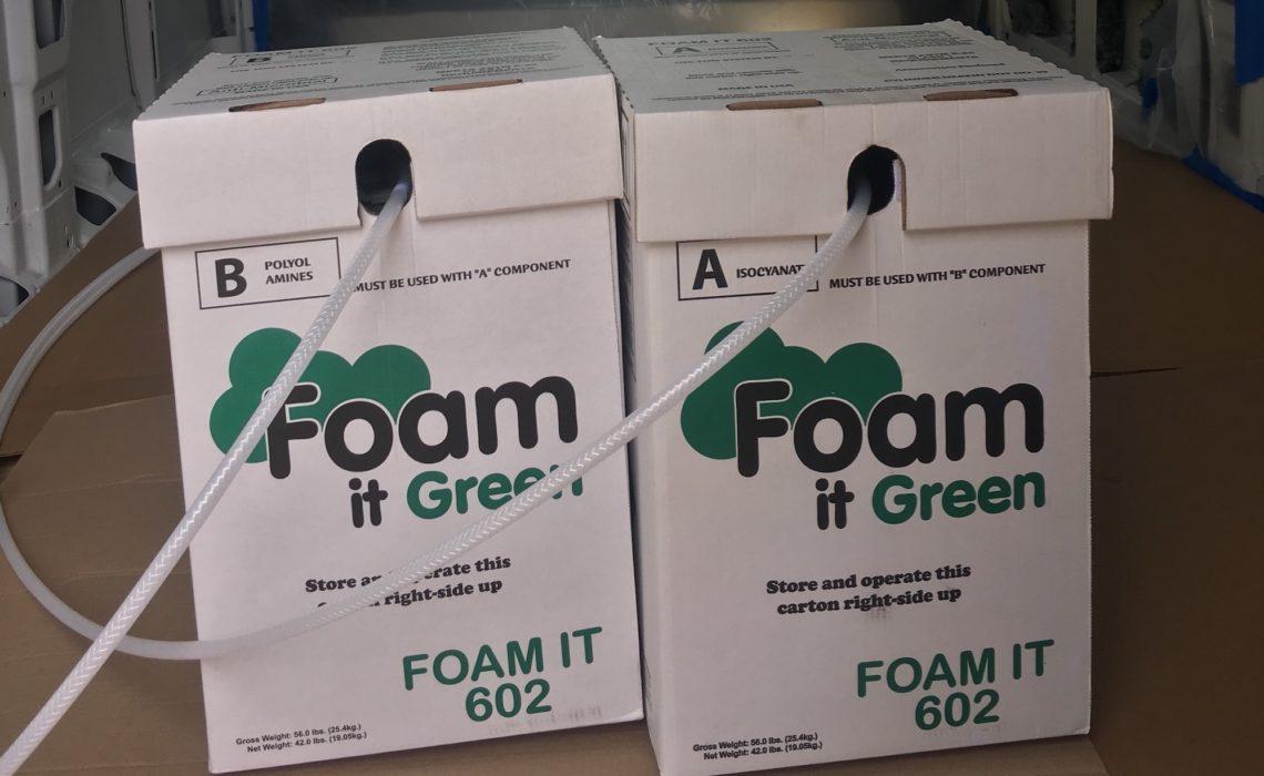 Insulating with Foam It Green Spray Foam | Tips to Prepare