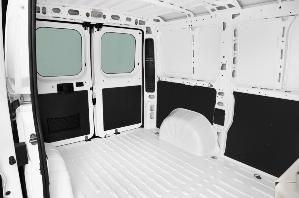 Dimensions Of A Ram Promaster 118 Wb Tips To Prepare For Van Life